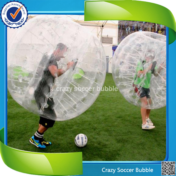 HOT   inflatable buddy belly bumper ball