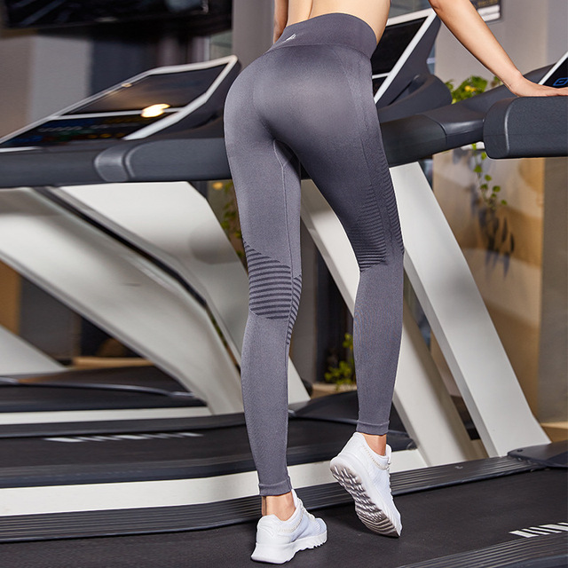 6d9eaf2f41949 2019 Flex Leggings Gym Tights Women Gym Leggings High Waisted Yoga Pants  Scrunch Butt Leggings Sport Fitness Running Pants Women