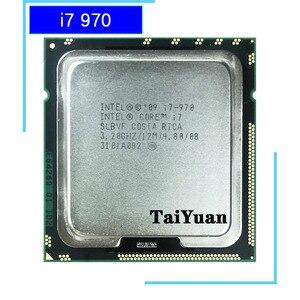 Image 1 - إنتل كور i7 970 i7 970 3.2 GHz ستة النواة معالج وحدة المعالجة المركزية 130 W 12 M LGA 1366