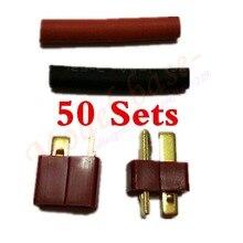 Бесплатная доставка T разъем/Деканы Инструменты для наращивания волос 50 Наборы для ухода за кожей (F + FM) shinking Труба х 100