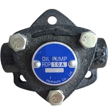 TOP Trochoid Oil pump TOP-10A TOP-11A Triangle pump TOP-12A TOP-13A Small Gear Pump for Lubrication top moe top