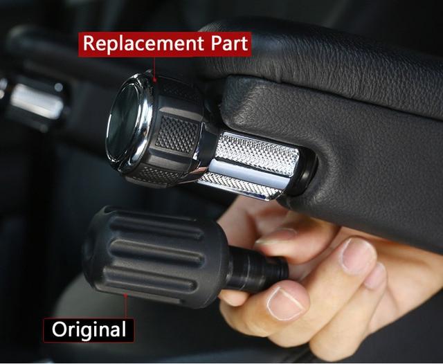 For Range Rover Vogue Sport L405 14-19 Alloy Seat Armrest Box Adjustment Konbs For Landrover Discovery 5 LR5 17-19 Car Refitting 4