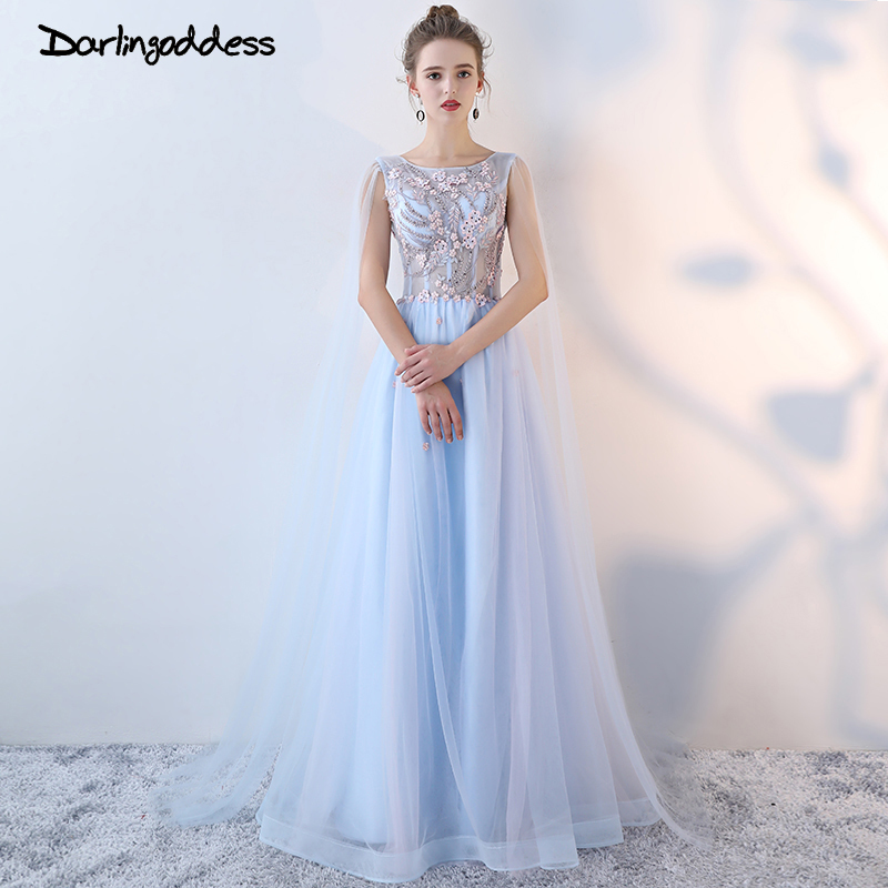 Buy sexy long evening dress blue and get free shipping on AliExpress.com a2da899df5e1