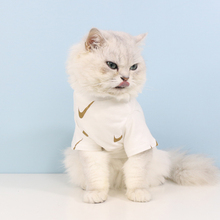 Cat Hoodie Spring and Summer Thin Anti-lint Teddy Koji Costume Pet Clothes Ropa Para Gato