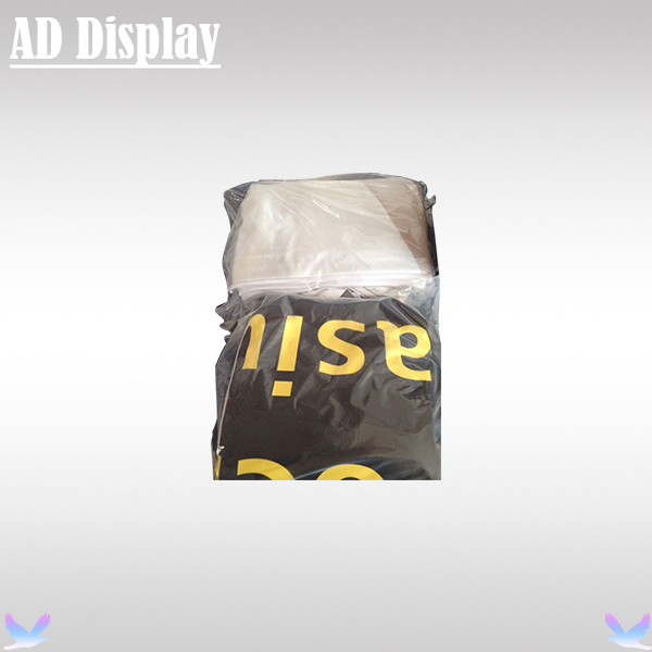 Custom Size For Tension Fabric Display Only Banner Printing Single Side or Double Side Available