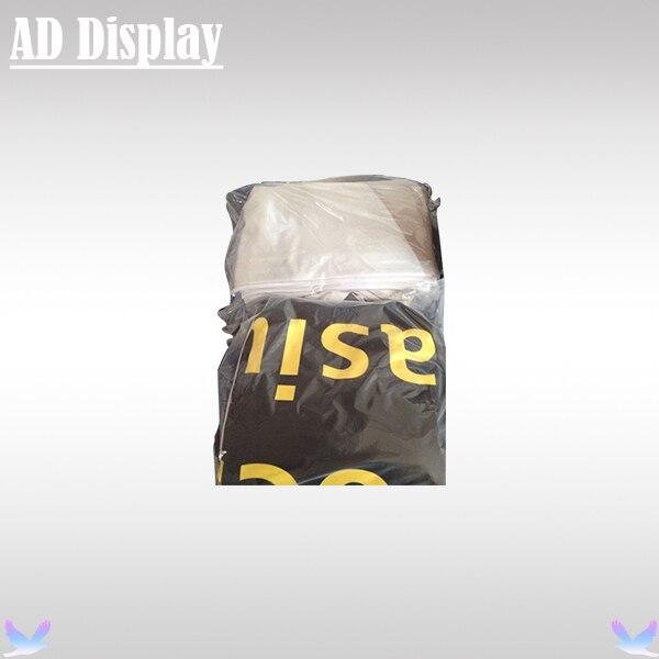 Taille personnalisée Pour Tension Tissu Affichage Seulement Bannière D'impression (Seul Côté ou Double Côté Disponible)