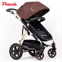Pouch Baby Trolley can be sit and lying with Pram Bag hot sell