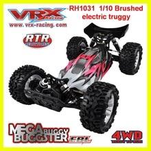 Внедорожный Радиоуправляемый автомобиль VRX Racing RH1031 матовый 1/10 масштаб 4WD багги, игрушки для детей не включены батарея и зарядное устройство