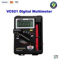 Free Shipping DMM Integrated Personal Handheld Pocket Mini Digital Multimeter VICTOR VC921