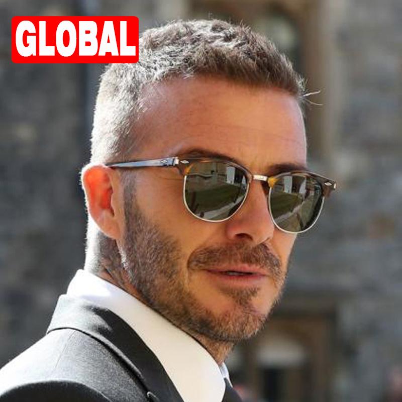 Polarized Sunglasses Men Women RB3016 Brand Design Eye Sun Glasses Women Semi Rimless Classic Men Sunglasses Oculos De Sol UV400 image