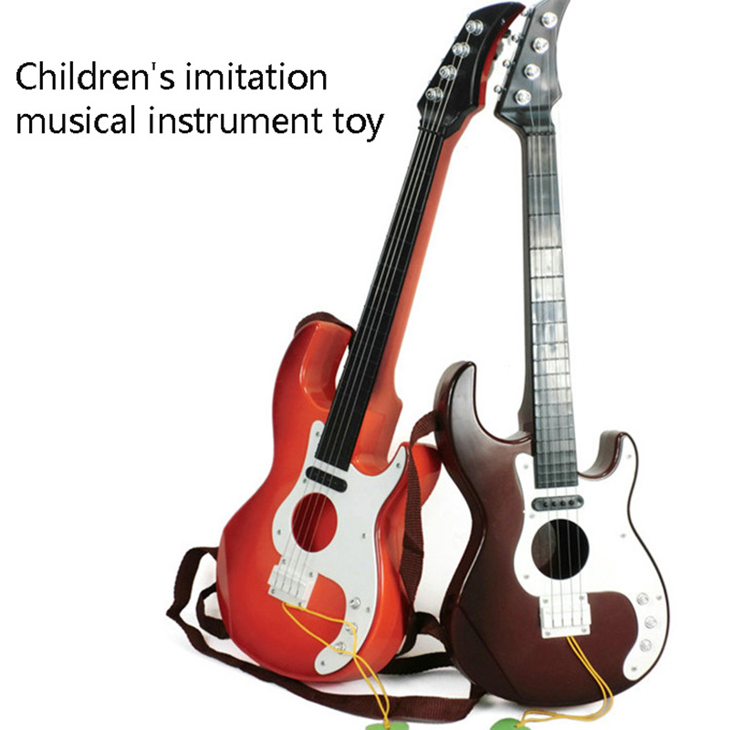 Kids Musical Instruments Toy children Mini Simulation Guitar Musical Educational Development Birthday Christmas Gift