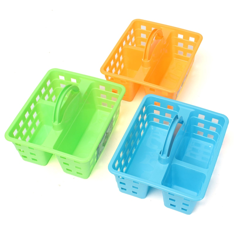 Brand New 3 Colors Professional Cleaning Caddy Plastic Storage ...