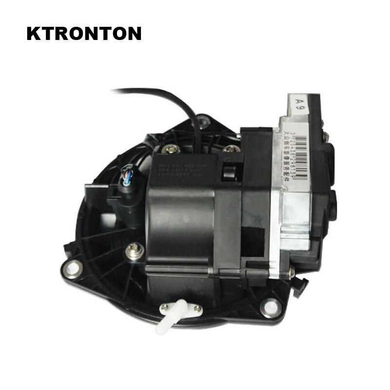 Caméra de recul HD CCD de voiture à logo rabattable pour Volkswagen Golf 5 6 7 Passat B6 CC B7 B8 Magotan caméra de stationnement emblème