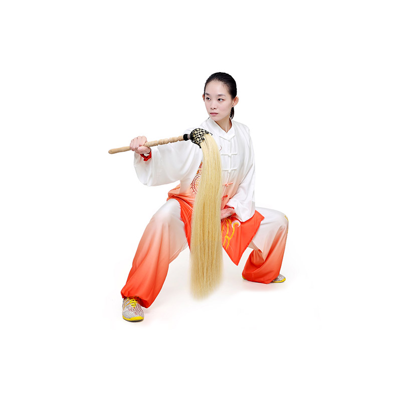 Traditional Daoist Horsetail Whisk 5