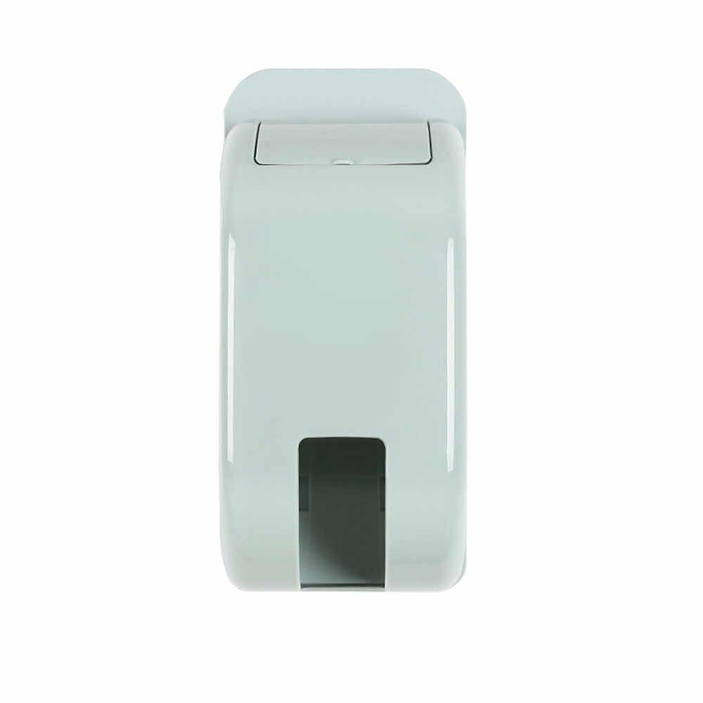 Thuis Plastic Wall Mount Carrier Bag Storage Container Houder Organizer Fit gemakkelijk in kast deuren, saving plaatsen.