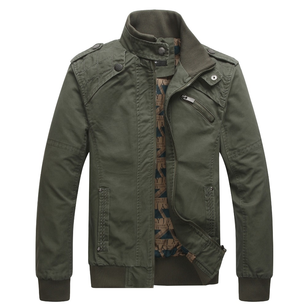 Fashion Casual Spring Autumn Jacket