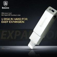 Оригинал для Apple Мобильный телефон внешнего U диск 32 Г для iPhone 5s 6 s плюс 7 Подлинная МФО сертификации для ipad pro air mini 2 3