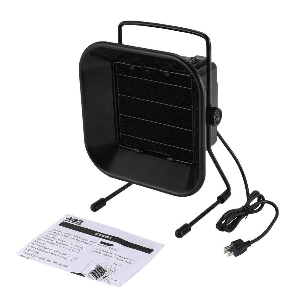 Aletler'ten Körükler'de Ayarlanabilir Kaynak Lehim Duman Emici Çıkarıcı Duman Çıkarıcı karbon filtre için Sessiz Fan ESD Lehimleme İstasyonu title=