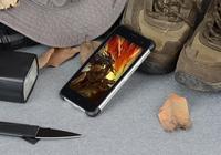 Wholesae Jeasung D6 Rugged Smartphone 4 64GB IP68 Waterproof Shockproof Fringerprint Reader Dual Sim 5 Inch