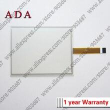 Gunze eua 100 0941 digitador de vidro do painel da tela de toque para a substituição do tela sensível ao toque de gunze 100 0941