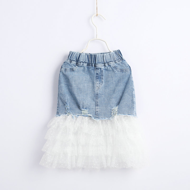 2019 Summer Girls Cake Skirt Kids Wear Children s Clothing Wholesale