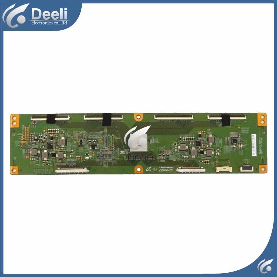 good Working original used board for LD50H9000 V500DK1-CS1 V500DK1-CS1 V500DK1-LS1 board seiki se50uy04 v500dk1 cs1 mv 0sp4v 0 t con board