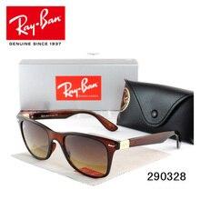 e30793510d4d0 Óculos de sol Mulheres Polarizada óculos de Sol RayBan RB4195 Óculos Ao Ar  Livre Para Caminhadas Óculos RayBan Homens Mulheres R..