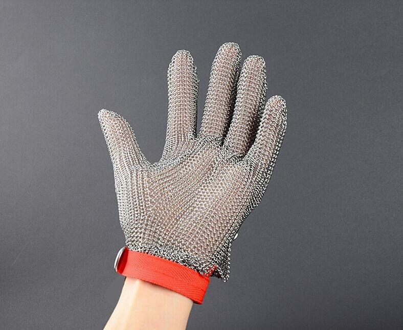 Cut Resistant Gloves Ce Lelvels Anti Cut 5 Levels Short