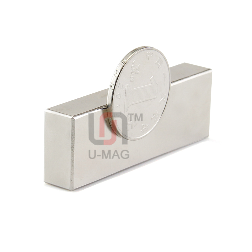 1pcs L60x20x10mm N50 Rare Earth Neodymium Block Magnet Wind Generator high quality magnets Super Strong earth wind