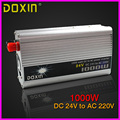 1000W Household Car Power Inverter Converter DC 24V to AC 220V Car Battery Charger Adapter  Power Supply ST-N012