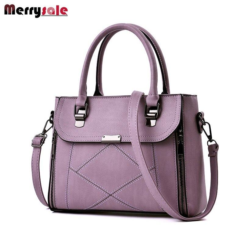 Female bag new tide bag ladies spring section zipper fashion handbags messenger