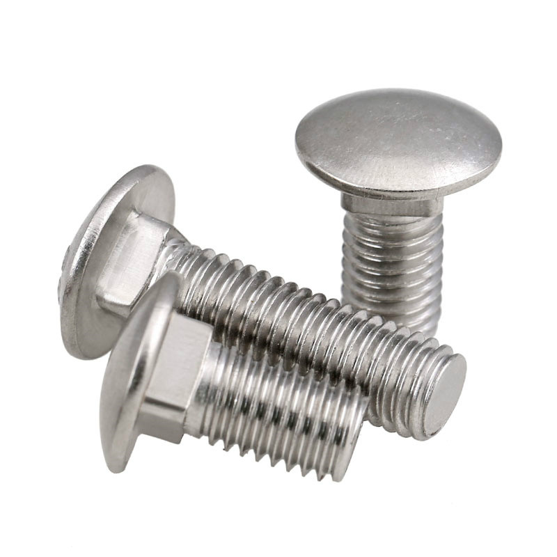 3//8-16 x 1-1//4 Long Carriage Bolts Set w//Nuts /& Washers SNG325 10 SNUG Fasteners Ten