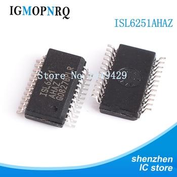 5 piezas ISL6251AHAZ ISL6251A ISL6251 SSOP-24 SOP paquete portátil Chips de nuevo y original IC