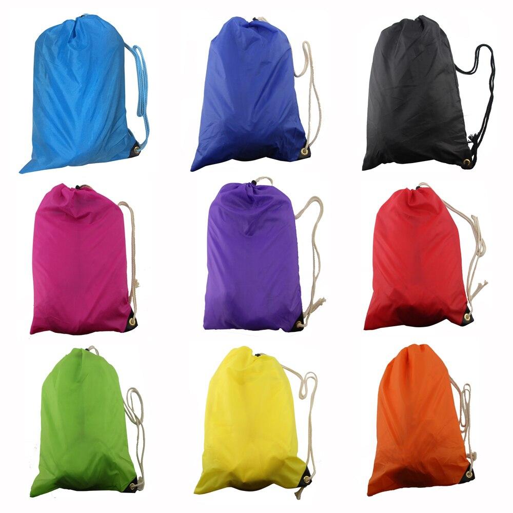Lazy Bag Laybag Sleeping Bag Fast Inflatable Hammock Camping Air