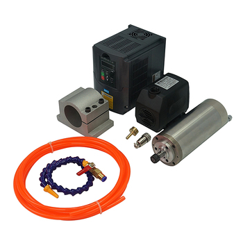 цена на 1.5KW 2.2KW Spindle Electric Motor 2200W 1500W 220V Variable Frequency VFD Inverter Water Pump