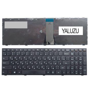 YALUZU RU For LENOVO  B50-70 B50-80 Z50-70 Z50-70A Z50-75 Z50-80E E50-70 E50-80 B51 B51-30 B71 G51 Laptop Keyboard Russian