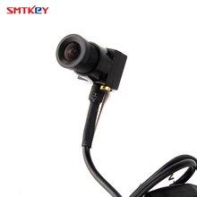 700TVL カラー Cmos ミニ 3.6 ミリメートル CCTV カメラ SMTKEY