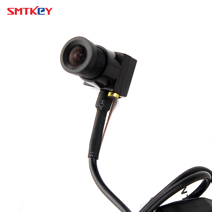 700TVL Color CMOS MINI 3.6mm CCTV Camera SMTKEY