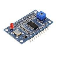 Ad9850 dds 신호 발생기 모듈 ic 테스트 장비 0-40 mhz 사인파