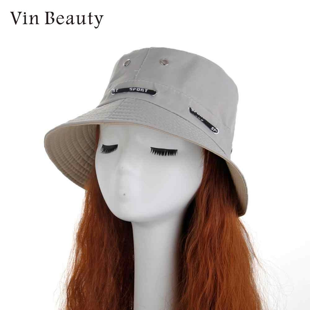 479b32bae2f Detail Feedback Questions about Unisex Sun Hat Bucket Hat Tennis ...