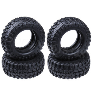 4Pcs RC 1/10 Rock Crawler Tyre