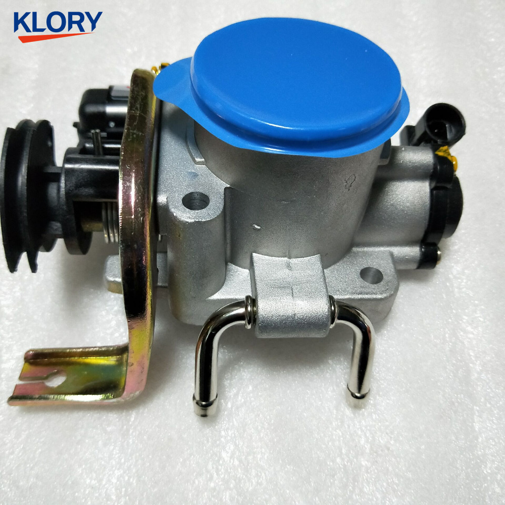 SMW250573 THROTTLE ASSY for great wall 4g63 engine 4121400ak46xa great wall h5 fr combination lamp assy rh
