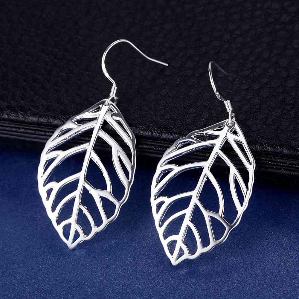 Fashion Big Earrings For Women Silver Costume Jewelery Earrings Hanging  Earrings Gift(china (mainland