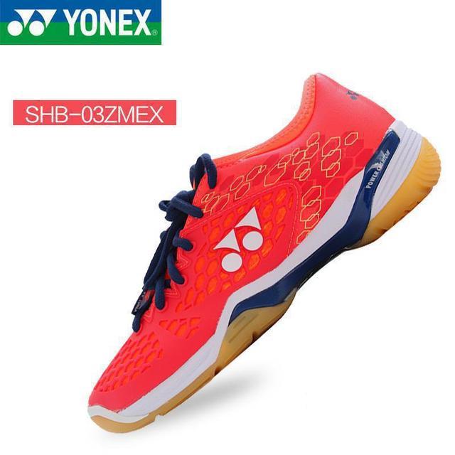 5b72241e854 Genuine Yonex Badminton Shoes Men And Women SHB-AMX2 03LCWEX 03ZMEX  Breathability Sneakers