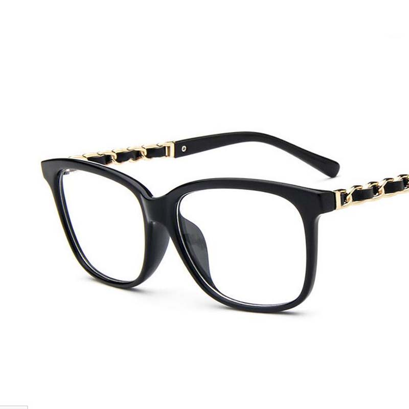 Vintage Black Frame Glasses : Aliexpress.com : Buy 2017 New Glasses Women Eyeglasses ...