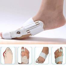 1 adet bünyon ateli büyük Toe düzleştirici düzeltici ayak ağrı kesici halluks Valgus düzeltme ortopedik kaynağı pedikür ayak bakımı