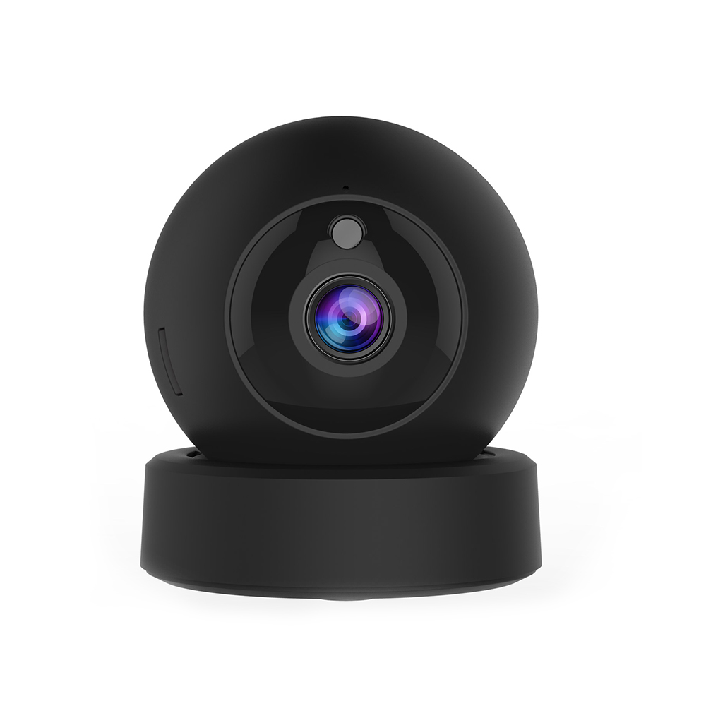 Caméra IP P/T WIFI 1080P sans fil | Avec détection de mouvement, 2 voies, interphone Cloud, stockage automatique, Webcam P2P, caméscope, enregistreur vidéo