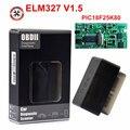 2019 Новейший Супер Мини ELM327 Bluetooth ELM 327 PIC18F25K80 версия 1,5 OBD2 / OBDII для Android/Windows автомобильный диагностический сканер