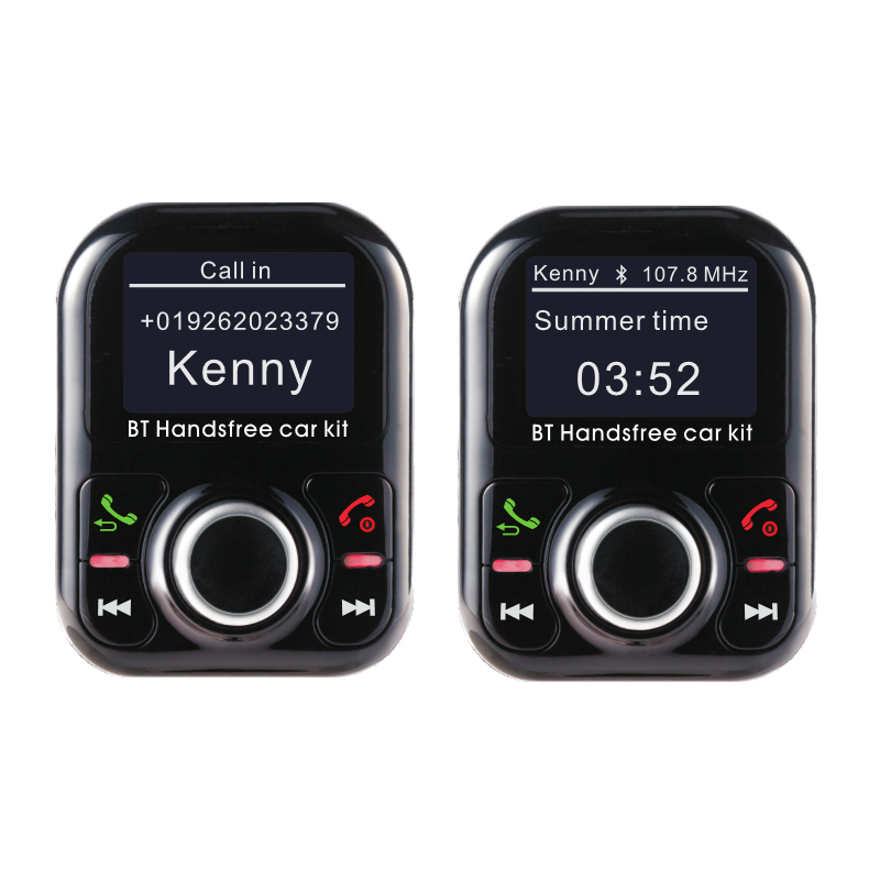 Car Hands free function device Lossless high quality music HI FI bluetooth kit in Bluetooth Car Kit from Automobiles Motorcycles
