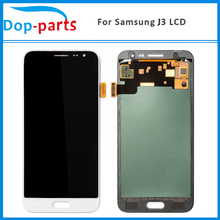 50Pcs Wholesale For Samsung Galaxy J3 J320 J320A J320F J320M J320FN 2016 LCD Display Touch Screen Digitizer Assembly Replacement for original samsung lcd screen for galaxy j3 j320 j320a j320f j320fn 2016 lcd display touch screen digitizer repair assembly